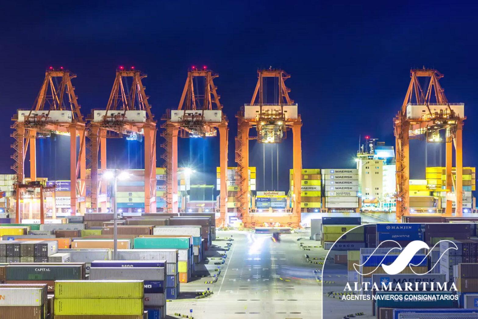 Estrategias y factores clave de los Smart Ports 2021